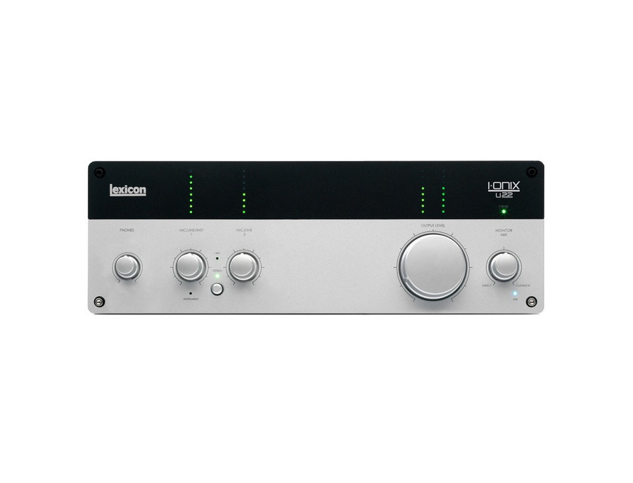 Lexicon I-ONIX u22 USB Audio Interface
