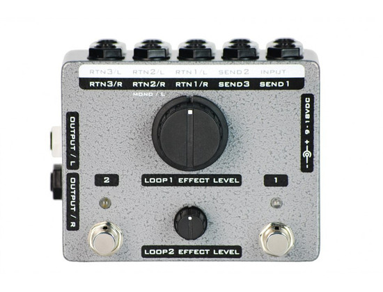 Xotic Effects Custom Shop SXB-1 Stereo X-Blender