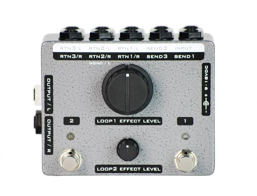 Xotic Effects Custom Shop SXB-1 Stereo X-Blender