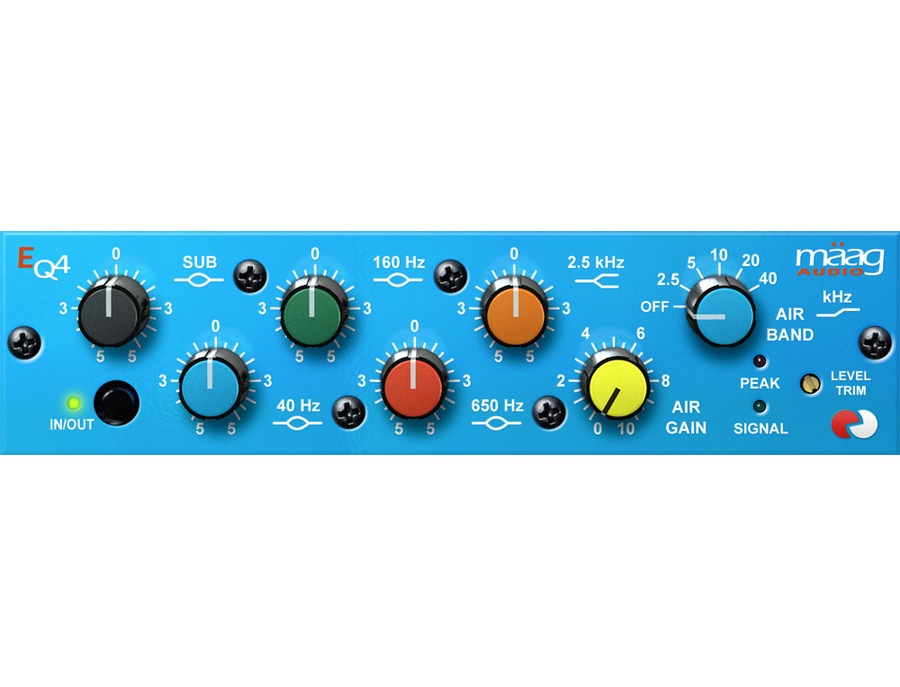 Mäag Audio EQ4