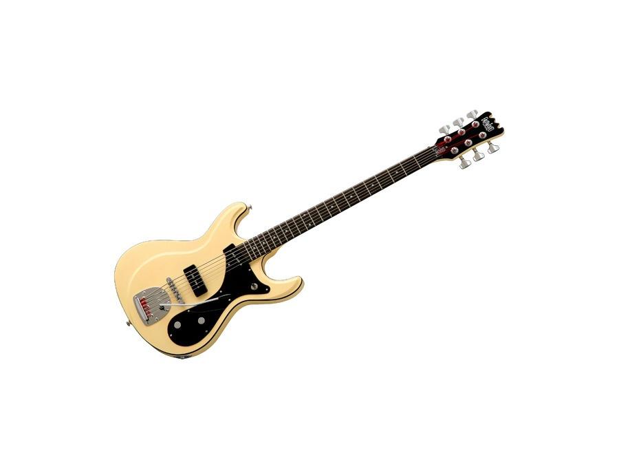 Eastwood SIdejack Bass VI