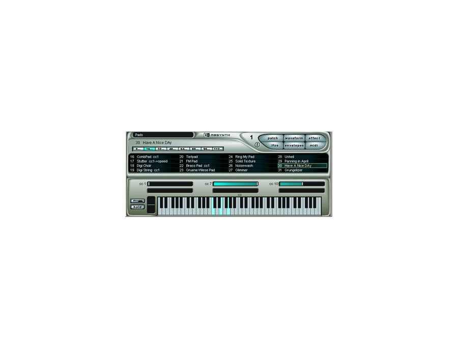 Native Instruments Absynth 1