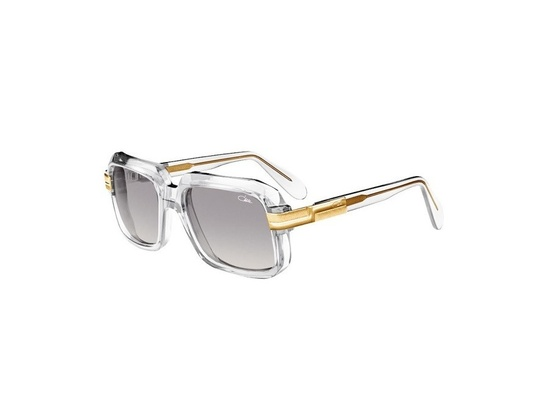 Cazal 607 Clear Sunglasses