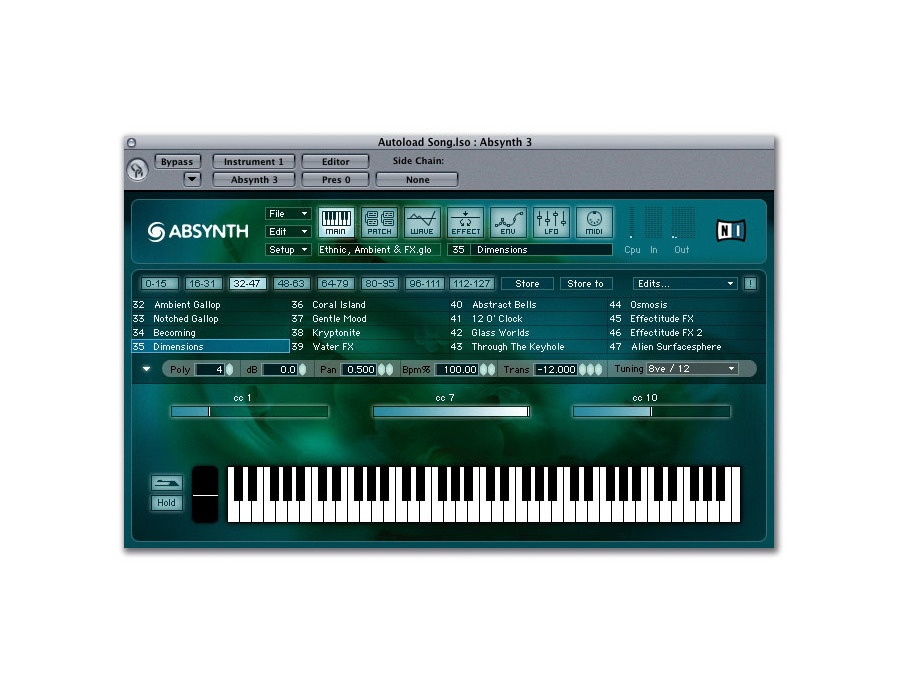 Native Instruments Absynth 3