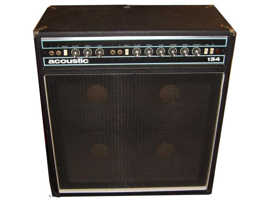 Acoustic 134 Model Amp