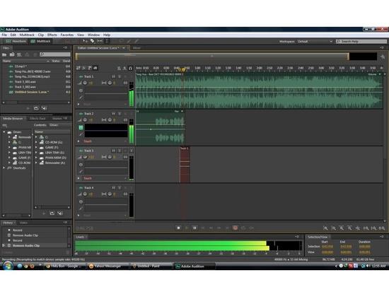 Adobe Audition 3