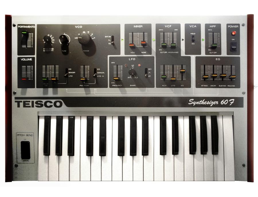 Teisco Synthesizer 60-F