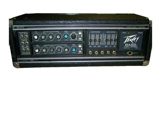 Peavey Mark IV Series 400 Bass Amp