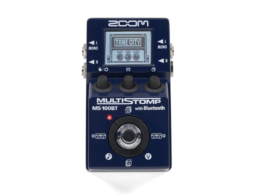 ZOOM MS-100BT