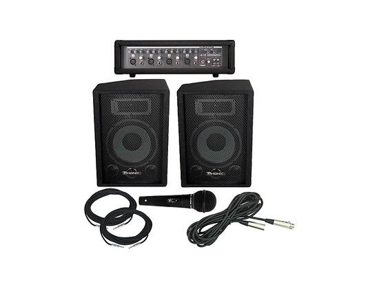 Phonic Powerpod 410/S710 PA Package