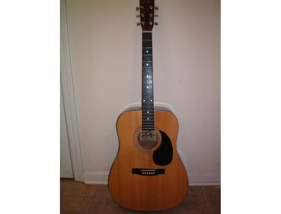 L.A. Guitars Acoustic