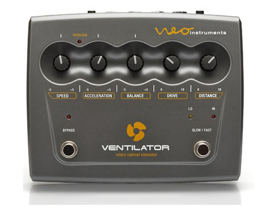 Neo Instruments Ventilator Pedal
