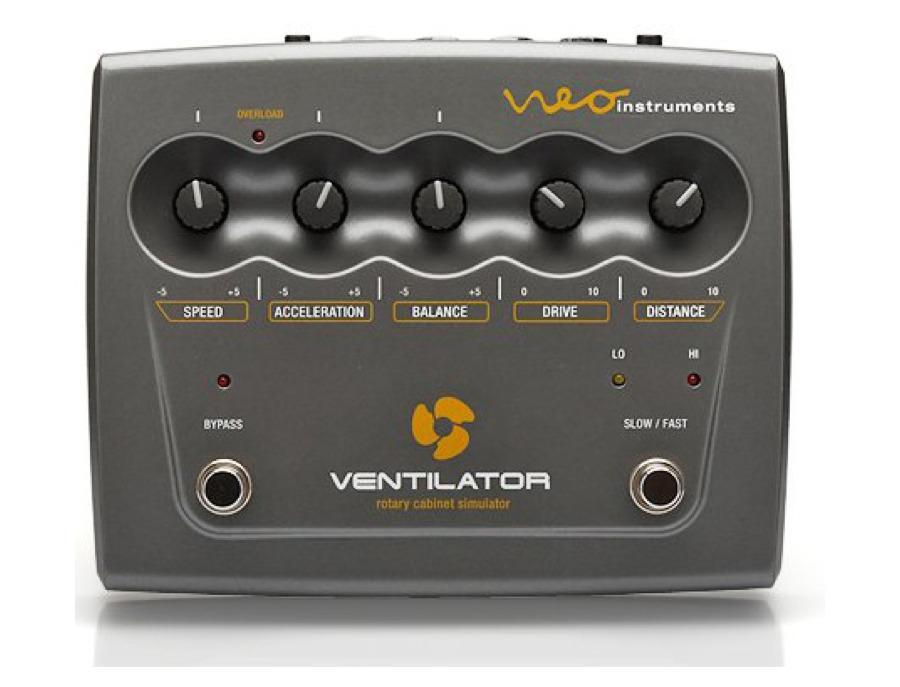 Neo Instruments Ventilator Pedal