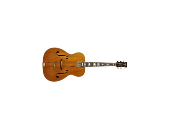 Martin F-9 Archtop Acoustic Guitar