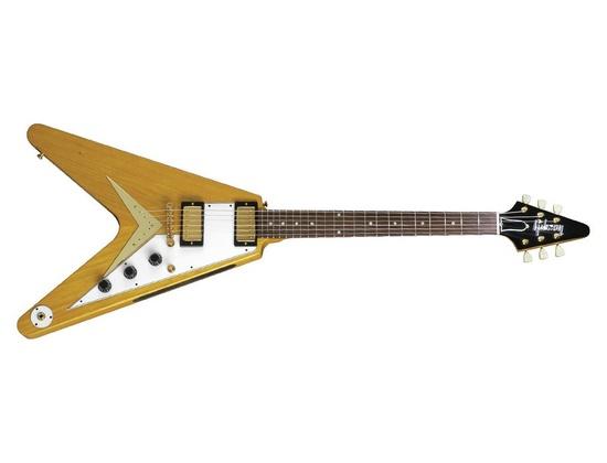 Gibson Korina Flying V Electric Guitar