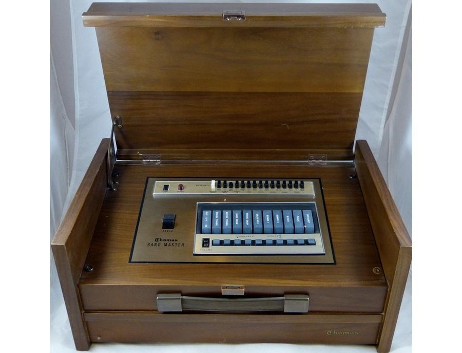Vintage Thomas Bandmaster 55 Rhythm Synth Drum Machine