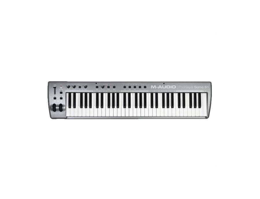 M-Audio ProKeys Sono 61 Digital Piano