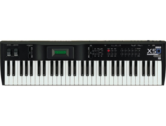 Korg X5D 61-Key Synthesizer
