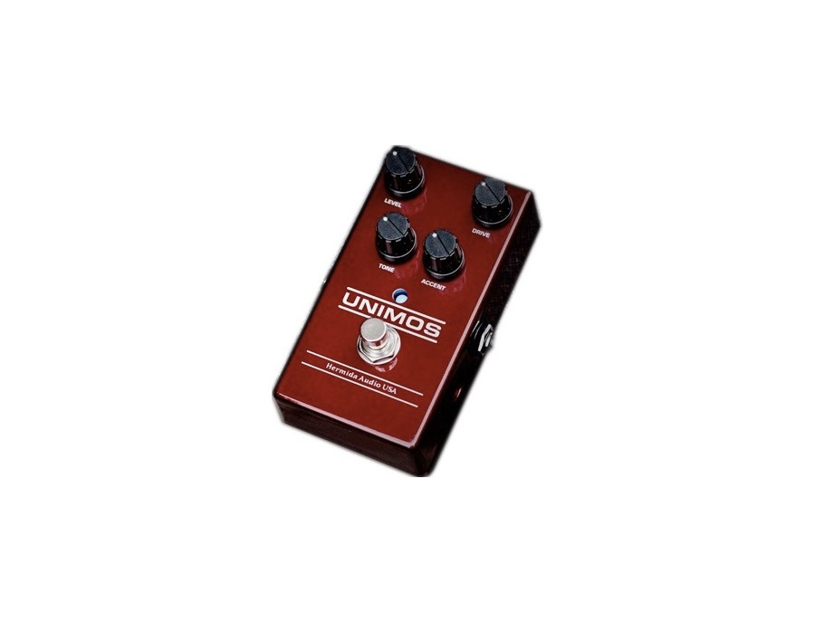 LovePedal Hermida Unimos Ruby Interactive Drive Pedal