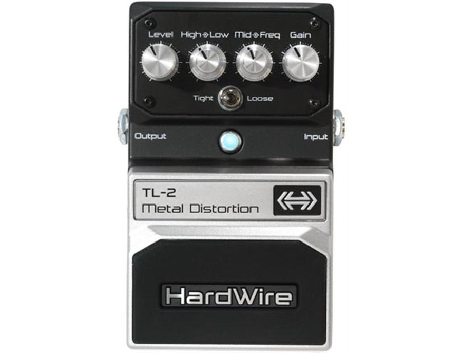 DigiTech Hardwire TL-2 Metal Distortion