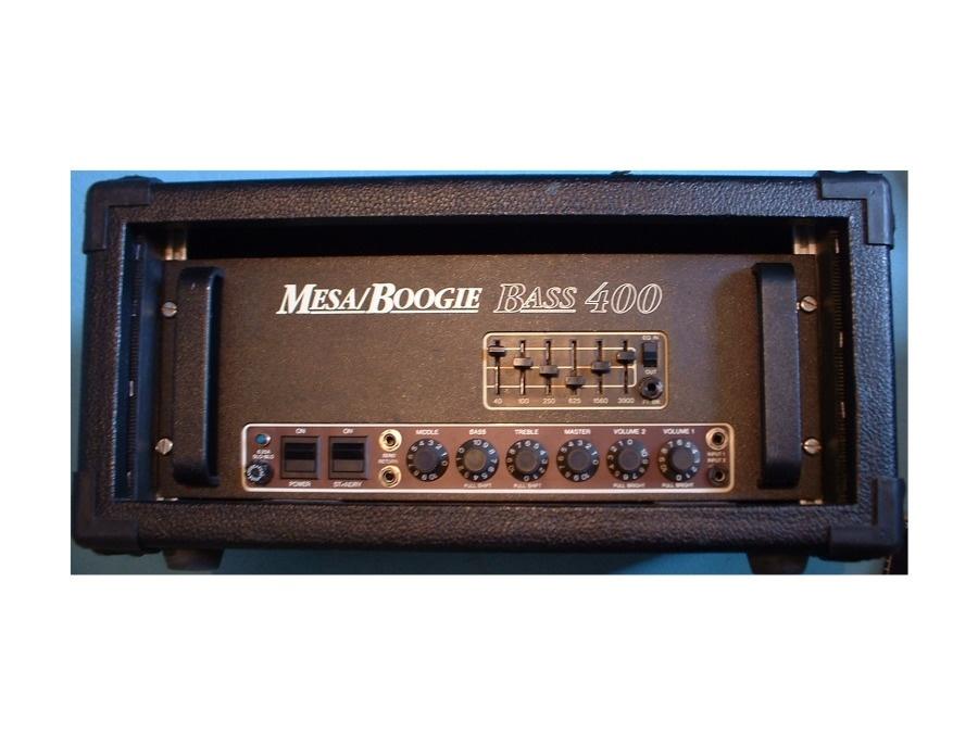 Mesa Boogie D-108 200 watt, All Tube Bass Amplifier