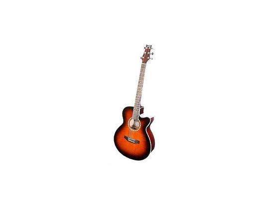 Ashton Sl29ceq Slim Line Electro Acoustic Guitar