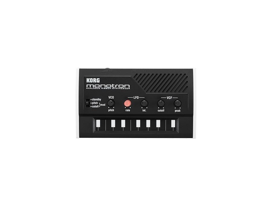 Korg monotron analog ribbon synthesizer xl