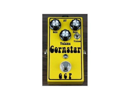 Green Carrot Pedals Cornstarch Overdrive Pedal
