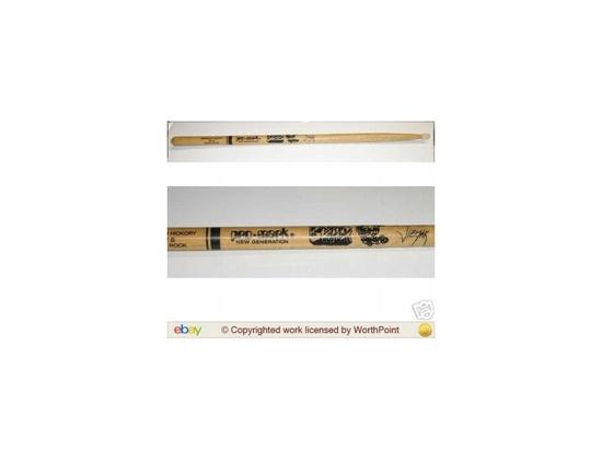 "Pro-Mark ""New Generation"" 747B Super Rock (nylon tip) Jizmak Signature Sticks"