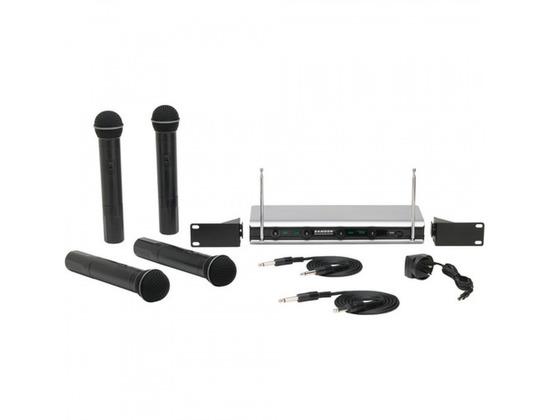 Samson 6 Wireless Rack System