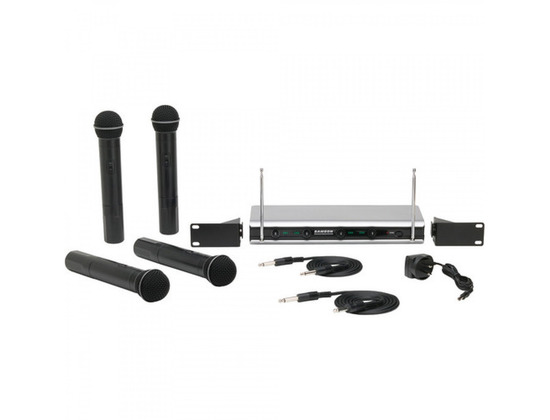 Samson 6 Wireless Rack System