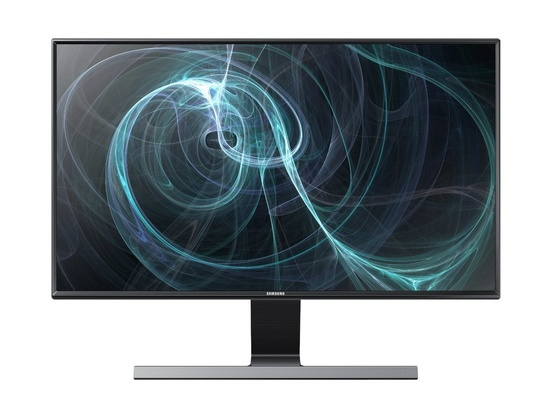 "Samsung 27"" Wide-Viewing Angle LED Monitor (S27D590P)"