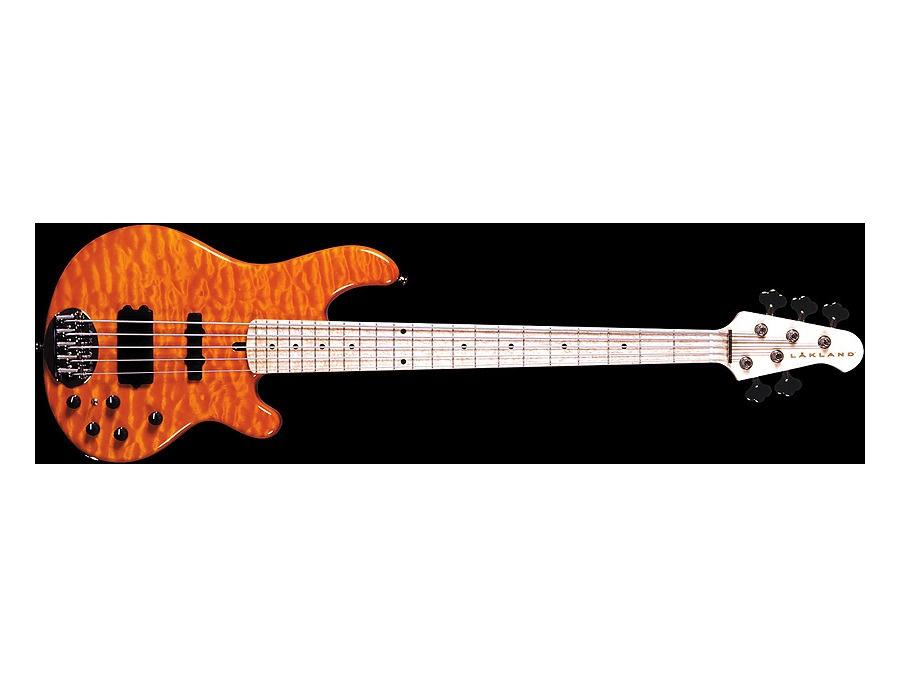 Lakland 55-94 5 String Bass Guitar