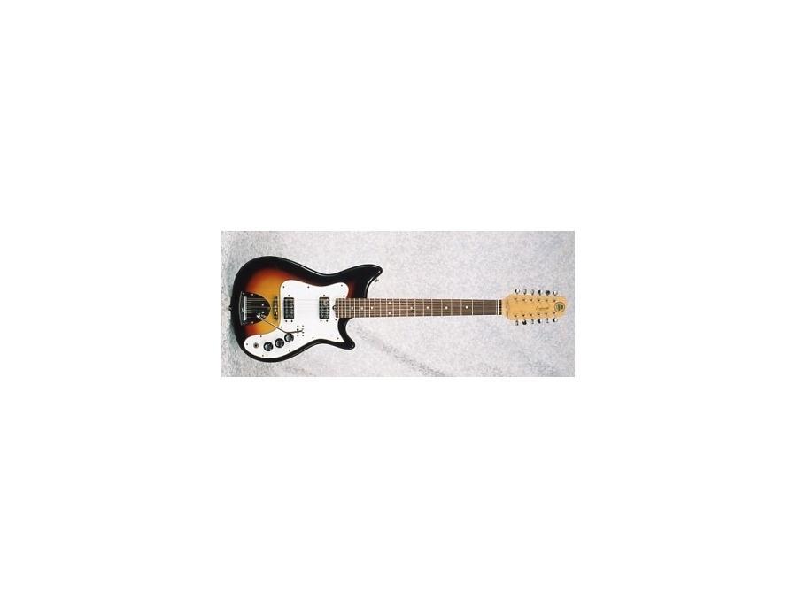 Kapa Continental 12-String Electric Guitar