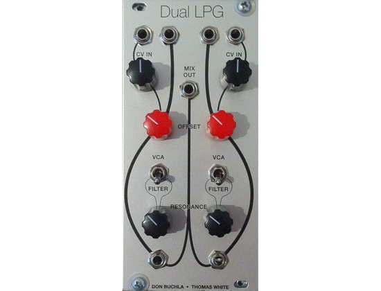 Thomas White Dual Resonant Lopass Gate