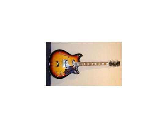 Kent 820 12-String Electric Guitar