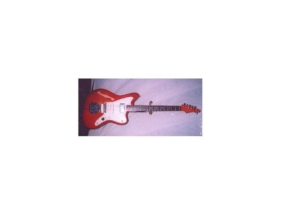 Koll Lee Ranaldo Custom F-Hole Jazzblaster Electric Guitar