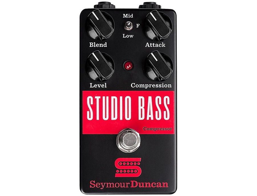 Seymour Duncan Studio Bass Compressor