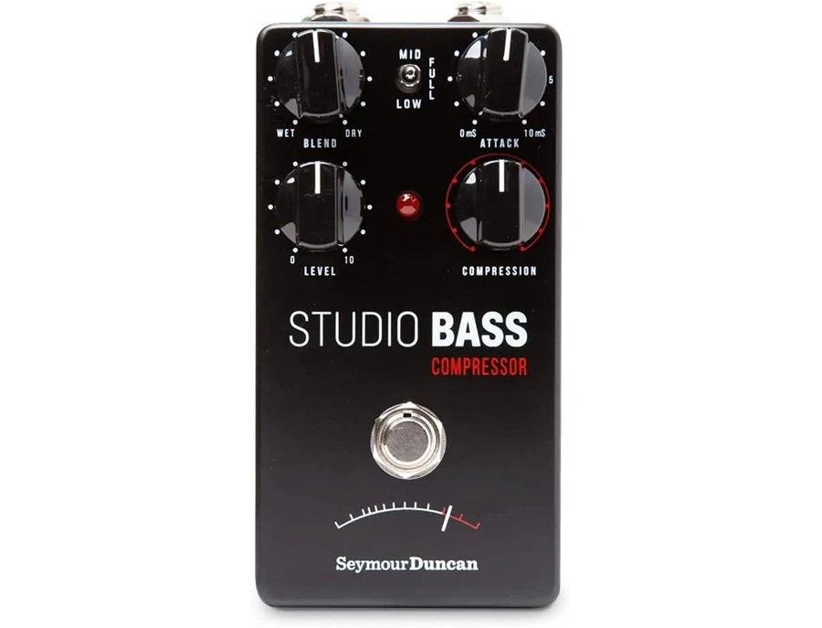 Seymour duncan studio bass compressor xl