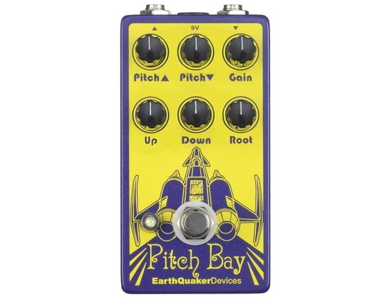 Earthquaker Devices Pitch Bay