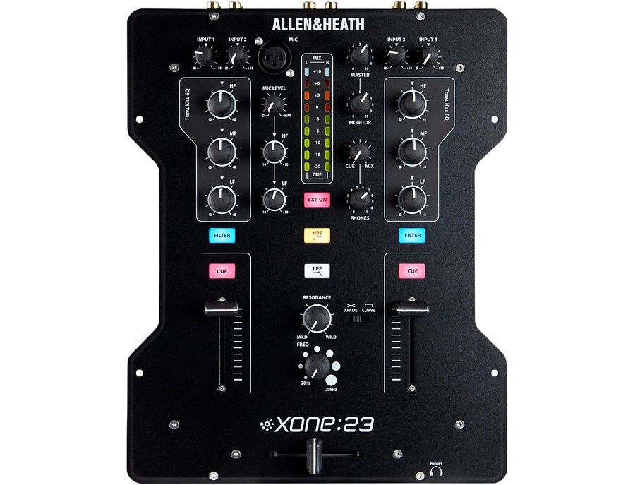 Allen & Heath Xone:23 DJ Mixer