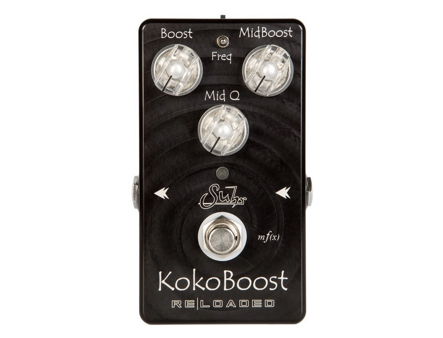 Suhr Koko Boost Reloaded Pedal