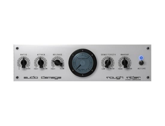 Audio Damage Rough Rider Software Compressor Plugin