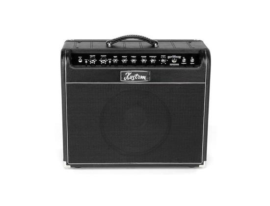 """Kustom DEFENDER112 Defender 112 50-Watt All-Tube Guitar Combo Amp with 1 x 12"""" Speaker"""