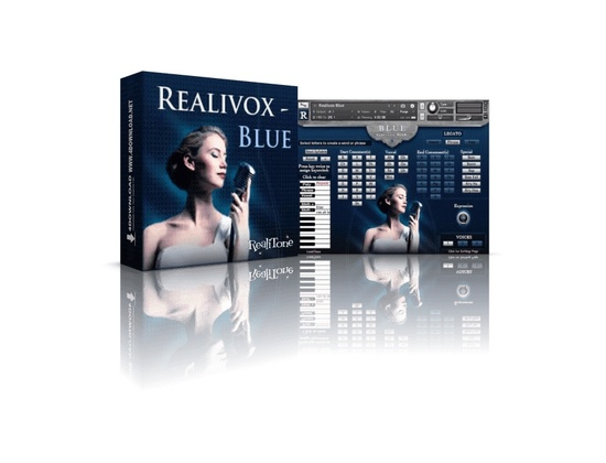 Realivox Blue