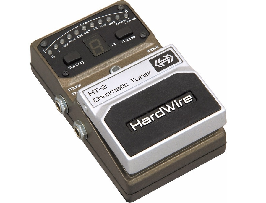 DigiTech Hardwire Series HT-2 Chromatic Tuner