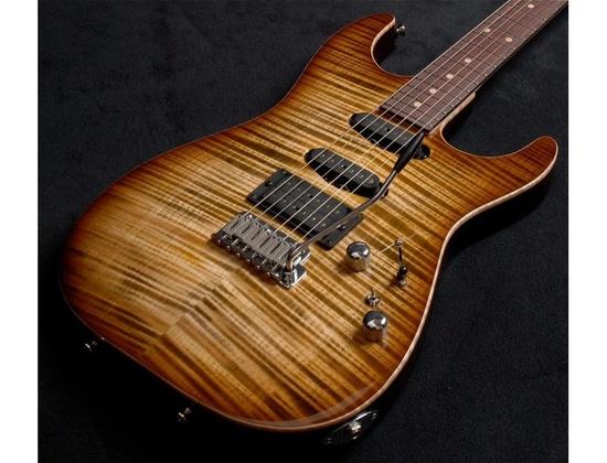 Tom Anderson Hollow Drop Top Electric Guitar