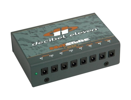 Decibel Eleven Hot Stone HC Isolated DC Power Supply