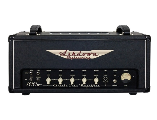 Ashdown CTM-100 100 Watt Tube Bass Amplifier