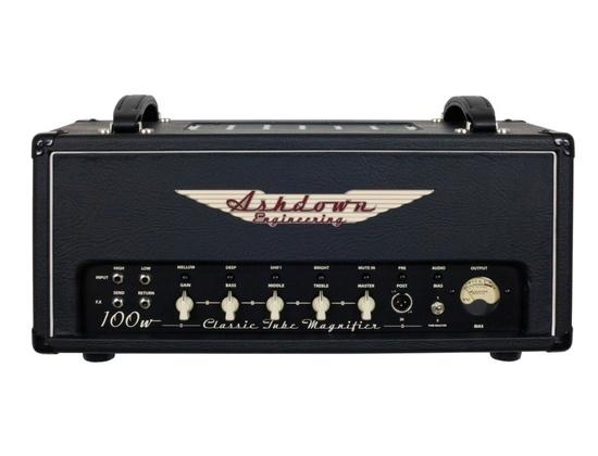 Ashdown CTM-100 100 Watt Tube Bass Amplifier